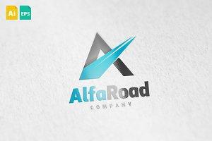 Alfaroad Logo