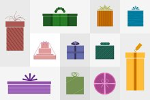 Gift box clipart photos graphics fonts themes templates gift box negle Image collections