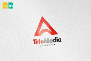 TrioMedia Logo