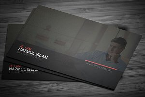 Corporate & Clean Business Card