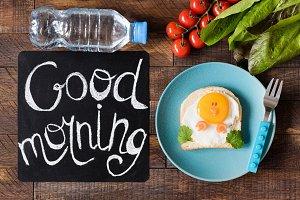 Good Morning Breakfast For Kids
