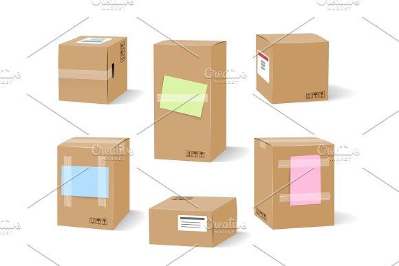 Signed Boxes Set