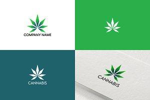Cannabis logo design