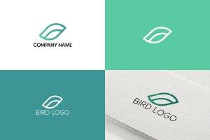 Bird logo design
