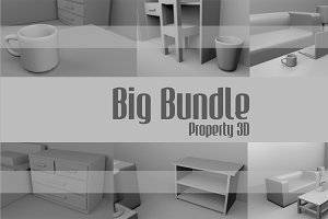 Big Bundle Property 3D