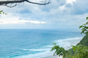 Nyang Nyang white sands beach Bali