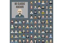 Classic avatars