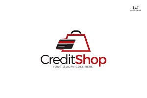 Credit Shop Logo