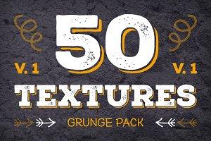 Grunge Pack - Volume 1