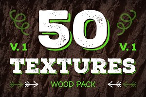 Wood Pack - Volume 1