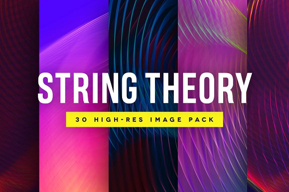 String Theory Image Pack