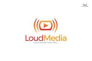 Loud Media Logo