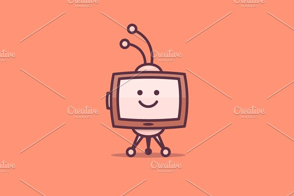Vintage TV Character