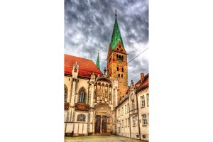 The Cathedral of Augsburg - Germany, Bavaria
