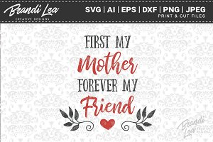 Mother's Day Quote Cut Files