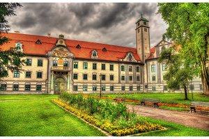 Furstbischofliche Residenz in Augsburg, Germany - Bavaria
