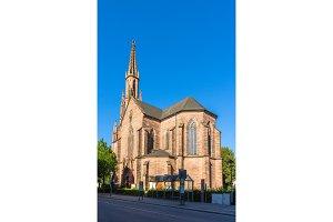 Evangelische Stadtkirche in Offenburg - Germany, Baden-Wurttembe