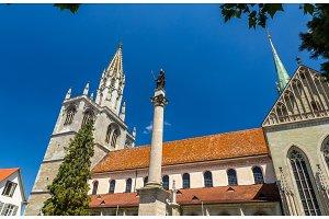 Konstanz Minster (Cathedral) - Germany, Baden-Wurttemberg