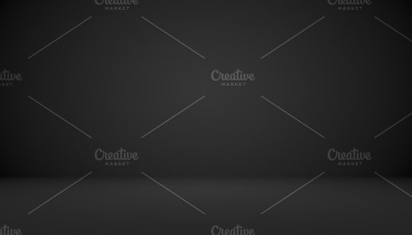 Abstract Luxury Black Gradient With Border Vignette Background Studio Backdrop Well Use As Backdrop Background Studio Background Gradient Frame