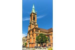 Johanneskirche Church in Dusseldorf, Germany