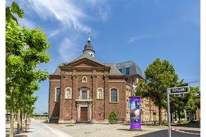 Josephskapelle chapel in Dusseldorf, Germany