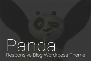 Panda Responsive WordPress Theme