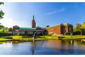 Museum Boijmans Van Beuningen in Rotterdam, Netherlands