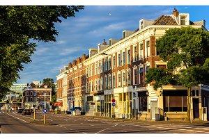 Stieltjesstraat, a street in Rotterdam - the Netherlands