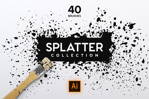 Splatter Collection