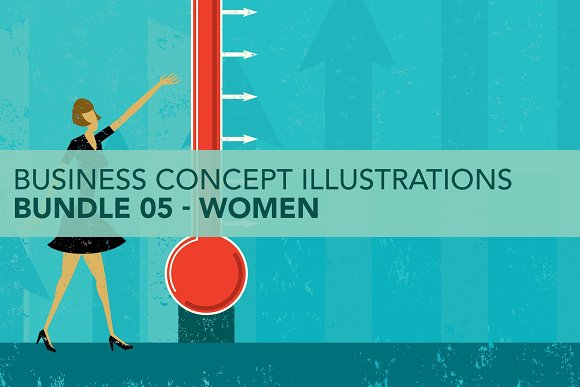 Business Concepts Bundle 05 Women