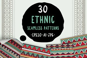 Ethnic Pattern Pack