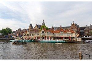 Noord-Zuid Hollandsch Koffiehuis in Amsterdam