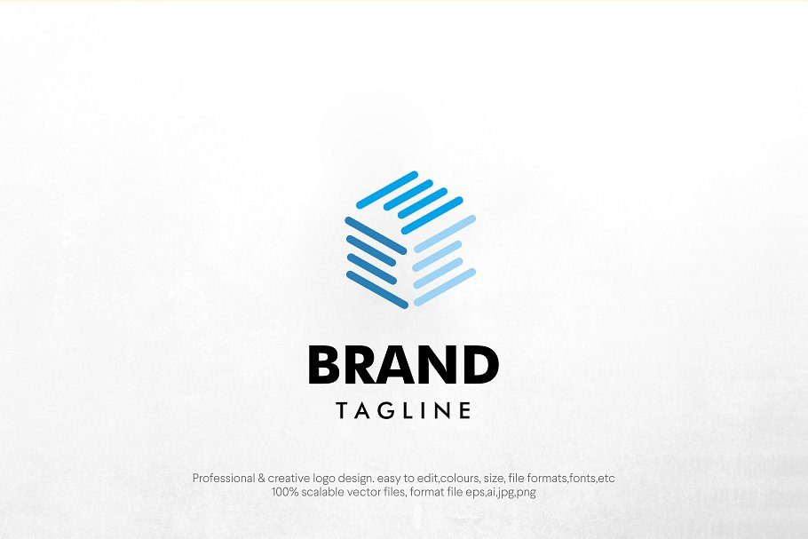Fast box logo template in Logo Templates - product preview 8