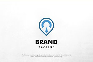 find talent logo template