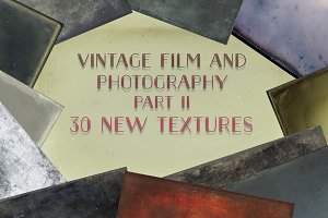 Vintage Film and Photography II