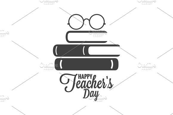 Happy Teachers Day Icon