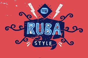 Ruba Style-85% Greek+Cyr.