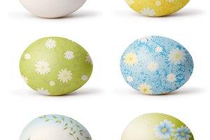 set of easter egg