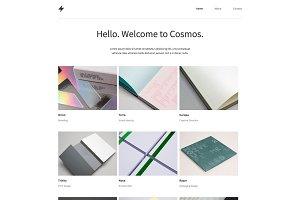 Cosmos - Portfolio Template