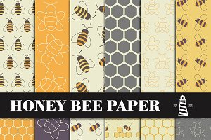 Honey Bee Patterns