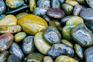 Colorful Rocks Background