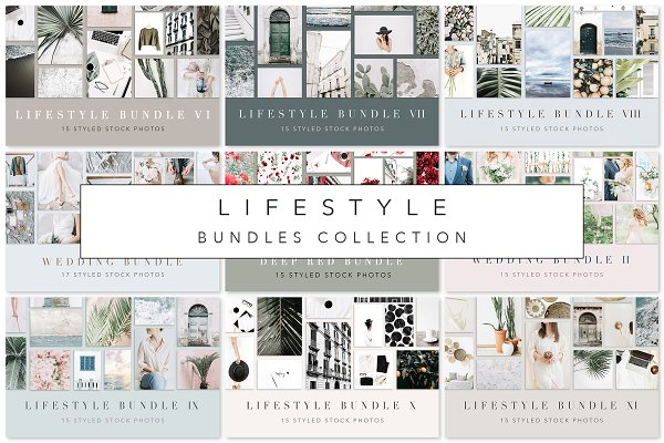 Lifestyle Bundles Collection 2