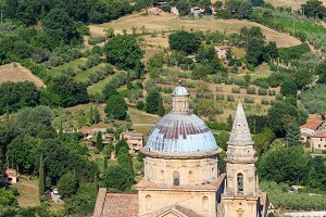 San Biagio church, Montepulciano