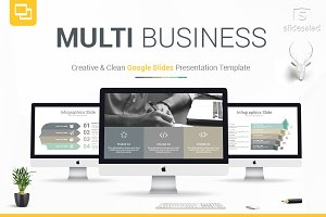 Multi Best Business Google Slides