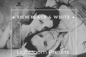 Film Black & White Lightroom Preset