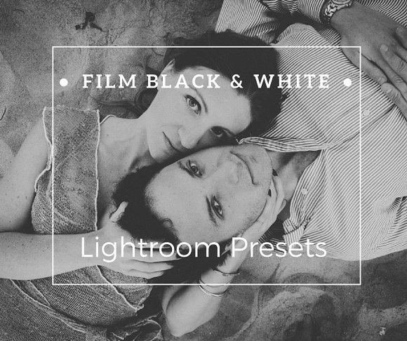 Film Black White Lightroom Preset