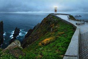 Glows Cape Ortegal Lighthouse