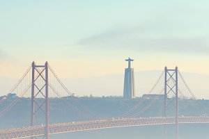 25 April bridge Lisbon, Portugal
