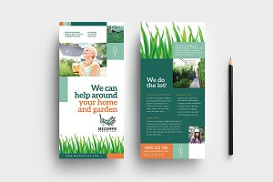 Gardener DL Card Template