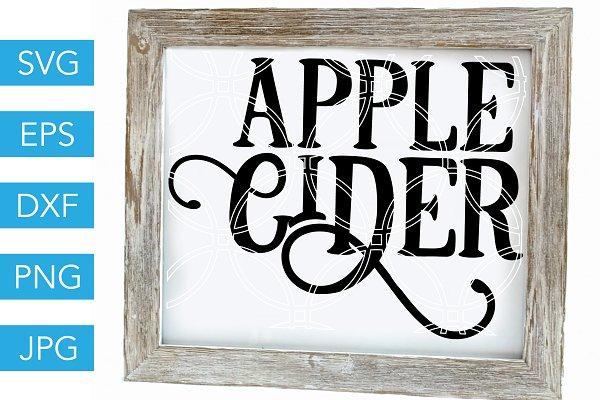 Hayrides Apple Cider Pumpkins Svg Pre Designed Illustrator Graphics Creative Market